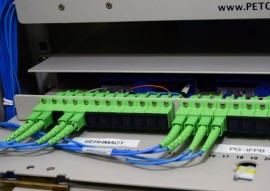 codata implanta suite de fibra otica centro administrativo foto walter rafael 5 270x191 - Rede de fibra ótica Metropolitana chega ao Centro Administrativo Estadual