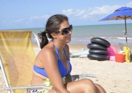 maristela soares praias cuidado no verao contra o cancer de pele foto joao francisco 4 270x191 - Secretaria da Saúde alerta sobre doenças causadas pelo sol