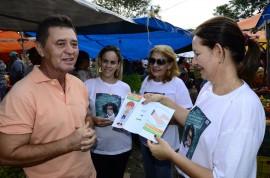 raimundo nonato feira de jaguaribe prevencao a hanseniase foto walter rafael 7 270x178 - Hospital Clementino Fraga faz ação sobre hanseníase