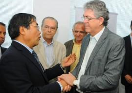 ricardo VISITA DO CONSUL DA CHINA. foto jose marques 7 270x191 - Ricardo se reúne com consulado chinês e apresenta potencialidades econômicas e turísticas da Paraíba