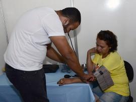 ses saude monta unidade de pronto atendimento no salao de artesanato foto vanivaldo ferreira 6 270x202 - Hospital Clementino Fraga tem equipe de plantão no Salão de Artesanato da Paraíba