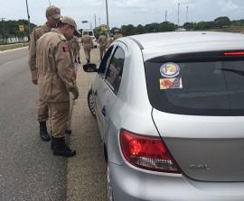 06.02.15 bombeiros operacao veiculo protegido 1 270x223 - Operação Veículo Protegido faz 721 abordagens em todo o Estado