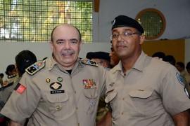 Aniversário PMPB 183Anos Foto Wagner Varela SECOM PB 11 270x180 - Solenidade marca aniversário de 183 anos da Polícia Militar da Paraíba