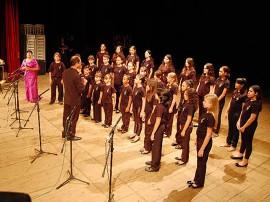 Coral infantil 270x202 - Governo do Estado abre inscrições de novatos para o Coro Infantil da Paraíba
