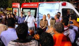 DESTERRO 270x158 - Ricardo entrega mais uma ambulância para beneficiar população de Desterro