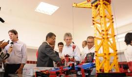 ESCOLA TECNICA DE MAMANGUAPE 8 270x158 - Cid Gomes e Ricardo Coutinho inauguram escola técnica e abrem ano letivo
