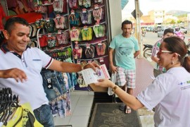 FOTO Ricardo Puppe  Dia D Combate Dengue Catolé 0021 270x180 - Paraíba participa do Dia D+1 de combate à dengue