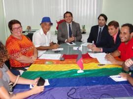 LGBT e Jean Nunes reunião 03.02.2015 3 270x202 - Segurança e representantes de entidades LGBT discutem novas formas de tratamento nas delegacias