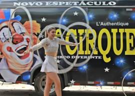 RicardoPuppe  Circo Hemocentro 270x191 - Hemocentro lança campanha para aumentar estoque de sangue durante período carnavalesco