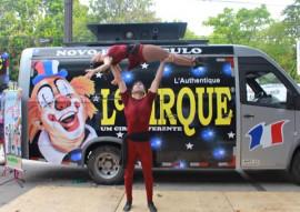 RicardoPuppe  Circo Hemocentro 55 270x191 - Hemocentro lança campanha para aumentar estoque de sangue durante período carnavalesco