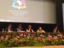 SEDH cida ramos participa do encontro de assistencia social nordeste 1 270x202 - Paraíba participa de encontro da Assistência Social no Nordeste