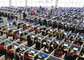 call center emprego servico e renda industria foto joao francisco 2 270x191 - Paraíba fecha 2014 com maior taxa de crescimento do setor de serviços do NE