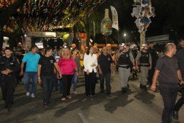 governadora Ligia Feliciano visita esquema de segurabca nas Muriçocas Foto Junior Fernandes 5 270x180 - Governadora em exercício acompanha trabalho das forças de segurança nas Muriçocas