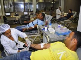 hemocentro doacao de sangue foto walter rafael 8 270x202 - Hospital de Trauma realiza campanha para aumentar estoque de sangue no Carnaval