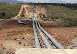 obras de acaua aracagi 4 270x191 - Governo concluiu 68% das obras do primeiro lote do Canal Acauã-Araçagi