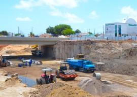 obras do viaduto de mangabeira foto vanivaldo ferreira 12 270x191 - Começa escavação da última alça do Trevo de Mangabeira