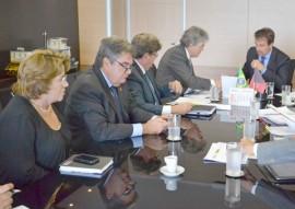 ricardo em brasilia com ministro da integracao gilberto occhi 3 270x191 - Ricardo cobra retorno urgente dos carros-pipas e recursos para obras hídricas ao ministro da Integração