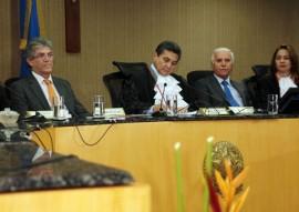 ricardo na posse do tre foto francisco frança 204 270x191 - Ricardo participa de posse do presidente do TRE e destaca papel da Justiça Eleitoral