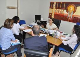 10 03 15 VisitaUnicef fotosAlbertoMachado 270x192 - Governo recebe Unicef para construção de agenda que beneficia criança e adolescente