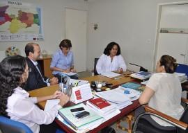 10 03 15 VisitaUnicef fotosAlbertoMachado2 270x192 - Governo recebe Unicef para construção de agenda que beneficia criança e adolescente