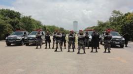 24.03.15 pm aniversario bope paraiba 270x151 - Polícia Militar realiza evento em comemoração aos três anos de ativação do Bope