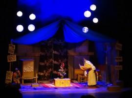 Haru 1 270x202 - Espetáculo encerra programação do Dia Mundial do Teatro e Nacional do Circo na Paraíba