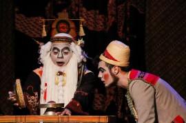 Haru foto Costa Neto Secult PE 270x179 - Espetáculo pernambucano encerra programação do Dia do Teatro e do Circo em João Pessoa