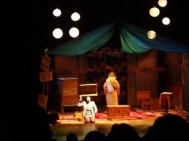 Haru2 270x202 - Espetáculo encerra programação do Dia Mundial do Teatro e Nacional do Circo na Paraíba