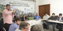 Lenildo em evento no Ceára apresentando acoes  270x132 - Paraíba participa de encontro sobre desafios da agricultura familiar no Nordeste