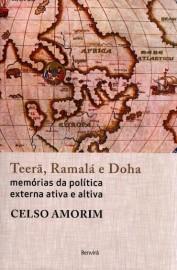 Livro Celso Amorim 177x270 - Fundação Casa de José Américo sedia lançamento do livro do embaixador Celso Amorim