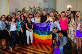 POSSE DO CONSELHO LGBT 1 270x179 - Ricardo empossa integrantes do Conselho Estadual de LGBT