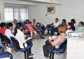 Reunião da Segurança Alimentar Foto Alberto Machado 1 270x191 - Secretaria da Segurança Alimentar participa de reunião com MDS e FAO