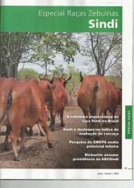 Revista ABCZ 1 192x270 - Publicação nacional destaca trabalho de pesquisa da Emepa com gado Sindi na Paraíba