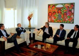 VISITA DO EX MINISTRO CELSO AMORIM 1 270x191 - Ricardo recebe ex-ministro da Defesa e das Relações Exteriores