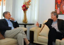 VISITA DO EX MINISTRO CELSO AMORIM 3 270x191 - Ricardo recebe ex-ministro da Defesa e das Relações Exteriores