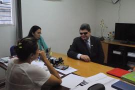VisitaSecNacional fotosCláudiaBelmont 18.03 6 270x180 - Cida Ramos se reúne com secretário nacional da Promoção dos Direitos da Pessoa com Deficiência