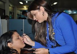 detran maquiagem e cuidados no mes da mulher 3 270x191 - Detran encerra mês das mulheres com ação de beleza e bem estar