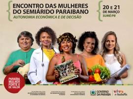 encontro mulheres procase 270x202 - Governo realiza Encontro de Mulheres do Semiárido nesta sexta e sábado