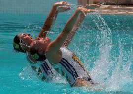 nado sincronizado foto francisco frança 0001 270x191 - Competições esportivas marcam segundo dia de atividades da Vila Olímpica Paraíba