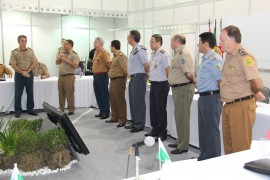 novo conselho deliberativo 270x180 - Paraíba é destaque no Conselho Nacional dos Comandantes-gerais das Polícias e Corpos de Bombeiros Militares