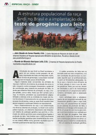rEVISTA abcz21 192x270 - Publicação nacional destaca trabalho de pesquisa da Emepa com gado Sindi na Paraíba