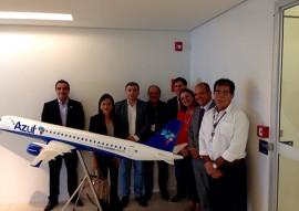 reuniaonaazul 270x191 - Governo negocia com linhas aéreas aumento na frequência de voos para o Estado