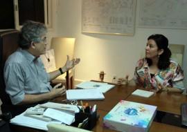 ricardo e a prefeita de pombal 3 270x191 - Governador e prefeita de Pombal discutem ações do Conselho de Desenvolvimento dos municípios