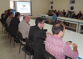 seds reuniao de gestores da seguranca no sertao 2 270x191 - Encontro reúne gestores da Segurança no Sertão e discute enfrentamento à violência