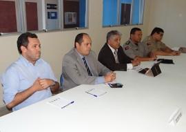 seds reuniao de gestores da seguranca no sertao 3 270x191 - Encontro reúne gestores da Segurança no Sertão e discute enfrentamento à violência