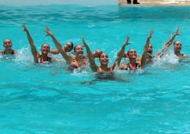 seleçao brasileira de nado sincronizad foto francisco frança 0007 270x191 - Competições esportivas marcam segundo dia de atividades da Vila Olímpica Paraíba