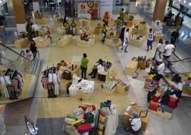semana do artesao manaira shopping foto roberto guedes 58 270x191 - Volume de vendas do Circuito de Artesanato Paraibano ultrapassa R$ 50 mil