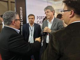 09.04.15 ricardo visita ainter modal sp 2 270x202 - Ricardo visita evento internacional de logística e destaca parcerias para Porto de Cabedelo