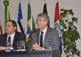 15.04.15 reuniao bancada nordestina 1 270x192 - Governadores e bancada federal nordestina discutem matérias de interesse da região