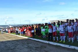 20.04.15 abertura copa pb sub15 almeido 5 270x180 - Copa Paraíba Sub 15 é oficialmente aberta com desfile de escolinhas no estádio Almeidão